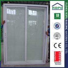 Aluminum Good Quality Economic Exterior Double Glazed Sliding Door