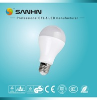 good new! hot sale LED Bulb 7W E27 Plastic Coated Aluminum