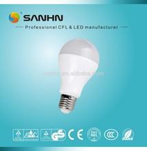 good new! hot sale LED Bulb 7W E27 Plastic Coated Aluminum