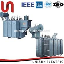 unisun 13.8 kv IEEE strandard aluminum strip cast resin distribution transformer supplier for sale