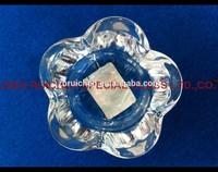 borosilicate glass ashtray in pressing crafts