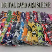 Arm Sleeves for Chef Custom Digital Camo Print Arm Sleeves for Chef