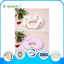 eco-friendly promotional popular infant feeding pillow