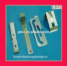 2015 top selling flat metal spring clips spring steel belt clip spring clips for recessed lighting