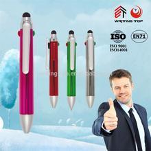 2015 promotional 4 colour pen