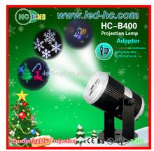 Christmas/Hallowmas night sound control rotatable led lighting