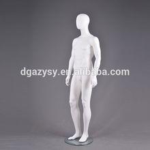 store fixture male fiberglass mannequin, maniquies