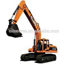 23.9 ton Track Excavator with 0.6 CBM