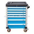 Profissional azul caixa de ferramentas industriais, baixo preço, de alta qualidade