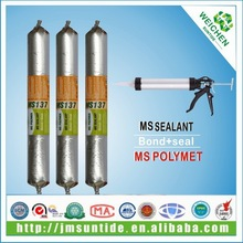 Chinese manufacturer free pre-coating MS polymer adhesive heat resistant silicone sealant