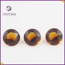 round 15mm faceted decorative glass gems diamond