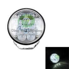 Epistar led work light 5.7inch 12v spot led headlight 36w led light truck