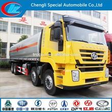 40 mc iveco camion di combustibile 12 ruote 8x4 gli oli combustibili pesanti trasporto camion iveco usato autocisterna di carburante