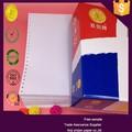 personalizado diferentes tipos de papel autocopiativo de la computadora de papel de impresión
