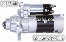 starter motor Mitsubishi Diesel 6D24 24V 11T 5.5KW