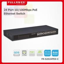 8-Port Gigabit POE Ethernet Switch Soho Network Hub
