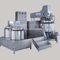 Sensor lavatório mixer / pomada antibiótica preço de tanque de mistura / 500L de emulsão do vácuo homogeneizador mixer