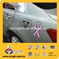 Voiture personnalisée corps étanche décoratif magnétique autocollants de voiture autocollants