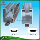 Manufacture various strong magnetic seal strips shower door