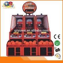 hoop basketball shooting electronic street basketball arcade game machine