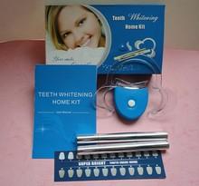 Professional teeth whitening home kit , bleaching teeth system