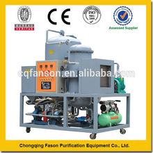 CE Certification Automatic Feeding Energy Saving regeneration engine oil machine