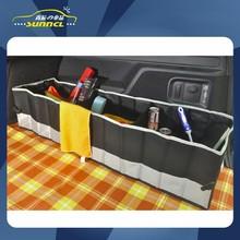 Trunk Organizer for Cars Trunks Suvs Vans Etc.Folding Collapsible Portable Black