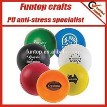 Logo branded polyurethane foam stress ball