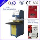 KingSton USB Flash Drive Blister Packing Machine