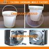 wholesale 5 gallon white plastic bucket mould maker(good quality)