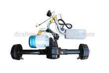 BLDC hub motor