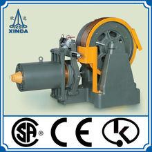 Lift Elevator Traction Motor Brushless Geared Hub Motor