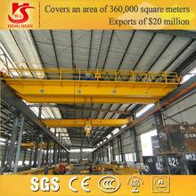 Double girder motor driven QD model cab control smart crane