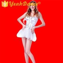 ange de la mode style de danse costumes sexy robe de danse latine