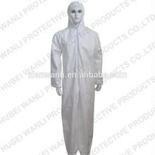 PP Disposable Coverall 50pcs/carton