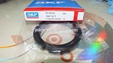 SKF Standard Locknut, Right Hand, Not Self-Locking, Steel, Metri Locknut KM14