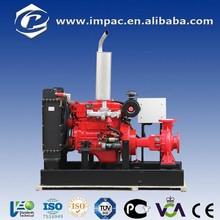 Famous brand 15-300hp diesel fire pump