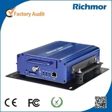 4ch hdd wireless school bus mobile dvr with alarm system