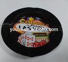 Tin ashtray