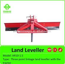 High Quality Land Leveller /laser land leveling