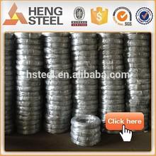 0.25mm Electro galvanized steel wire