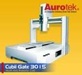 eixo 3 robot desktop para a dispensa ou máquina de corte de pcb