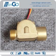 1/2'' internal thread brass water flow sensor