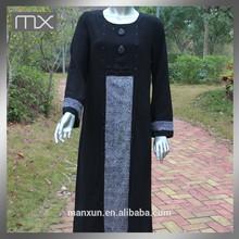 Long Sleeves Maxi Dresses Muslim Woman Shop Online Abaya Turkey