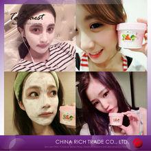 face whitening cream mud facial mask