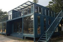 modular shipping container restaurant