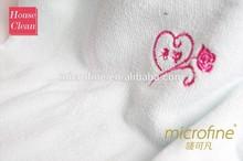 2015 new home microfiber china superfine fiber towel manufacturer