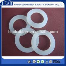 Customized silicone rubber o-ring flat washersgaskets