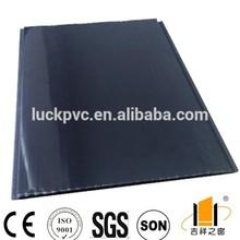 PVC Hollow Ceiling PVC Sheet Black