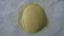 dried and natural light Lycopodium powder 200 mesh